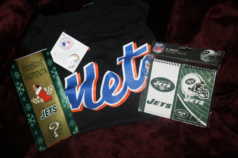 15. Mets and jets sports