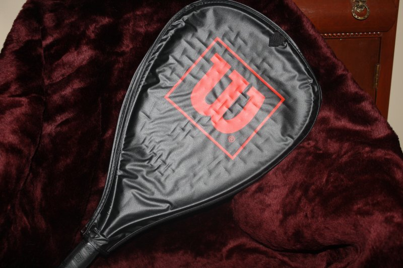 16. Raquetball raquet