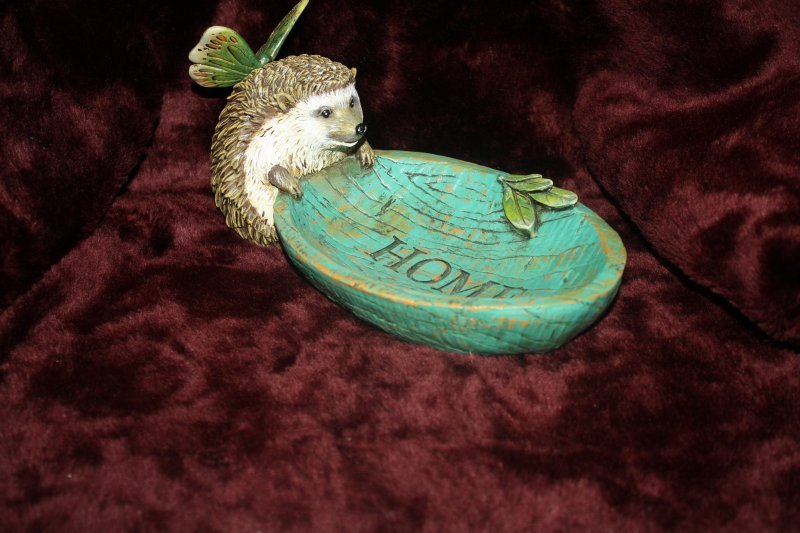 33. Hedgehog dish