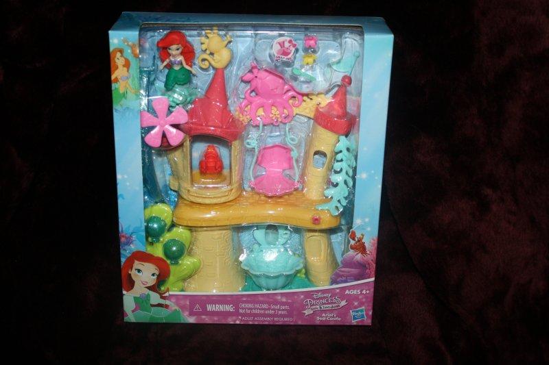 37. Disney princess kingdom