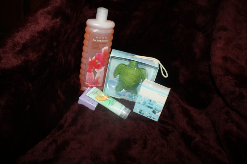 49. Personal care items-turtle