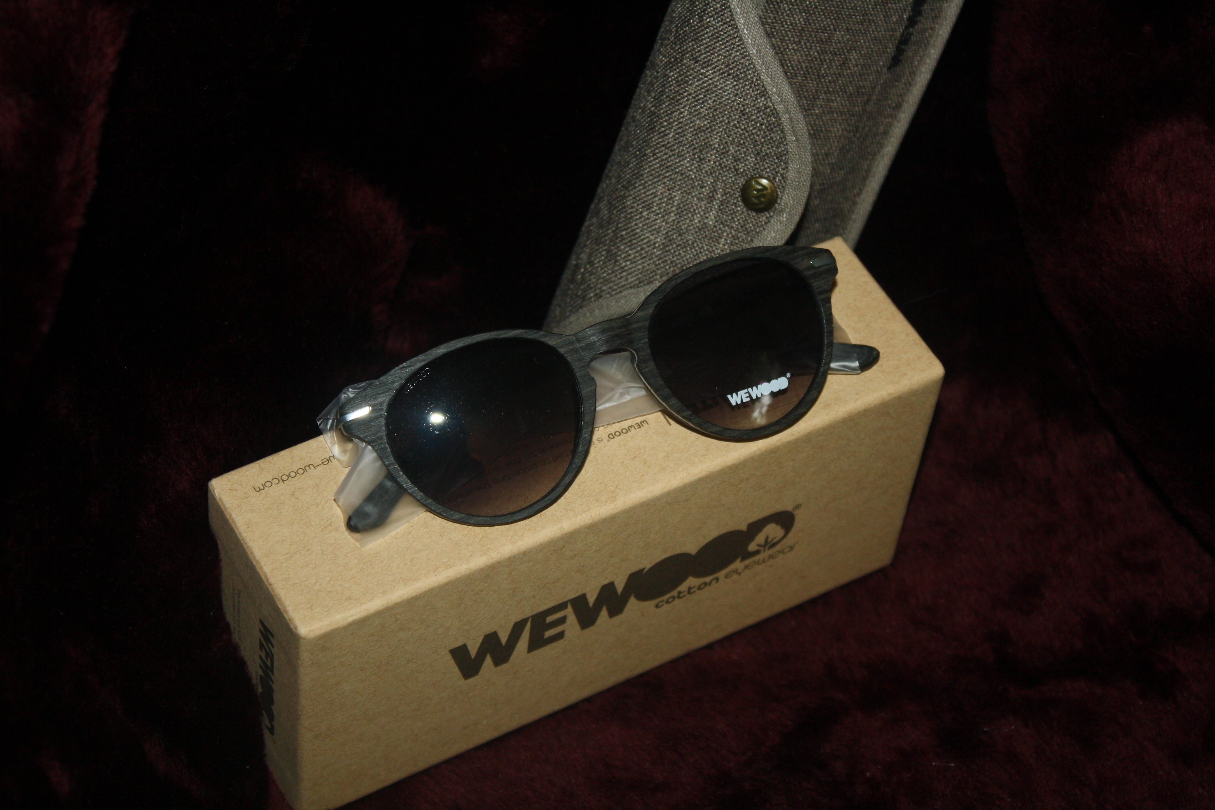 61. Wewood sunglasses