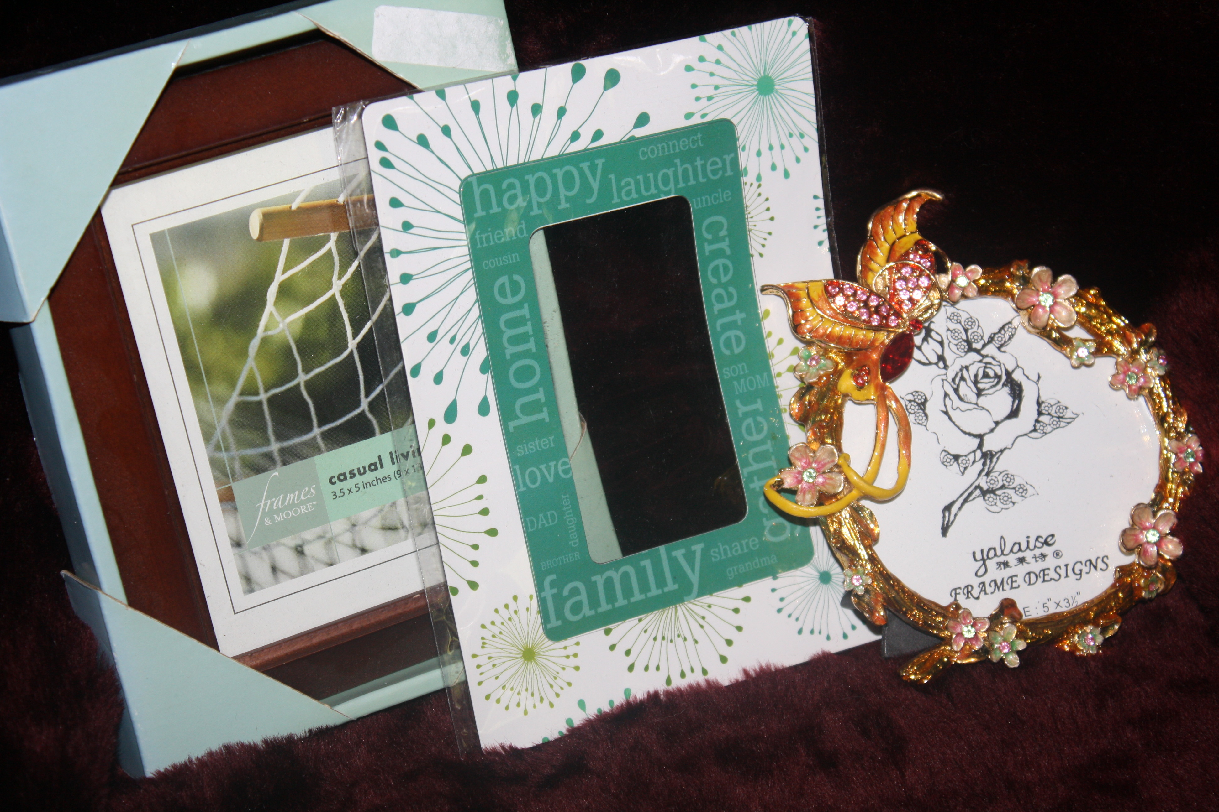 63. Picture frames