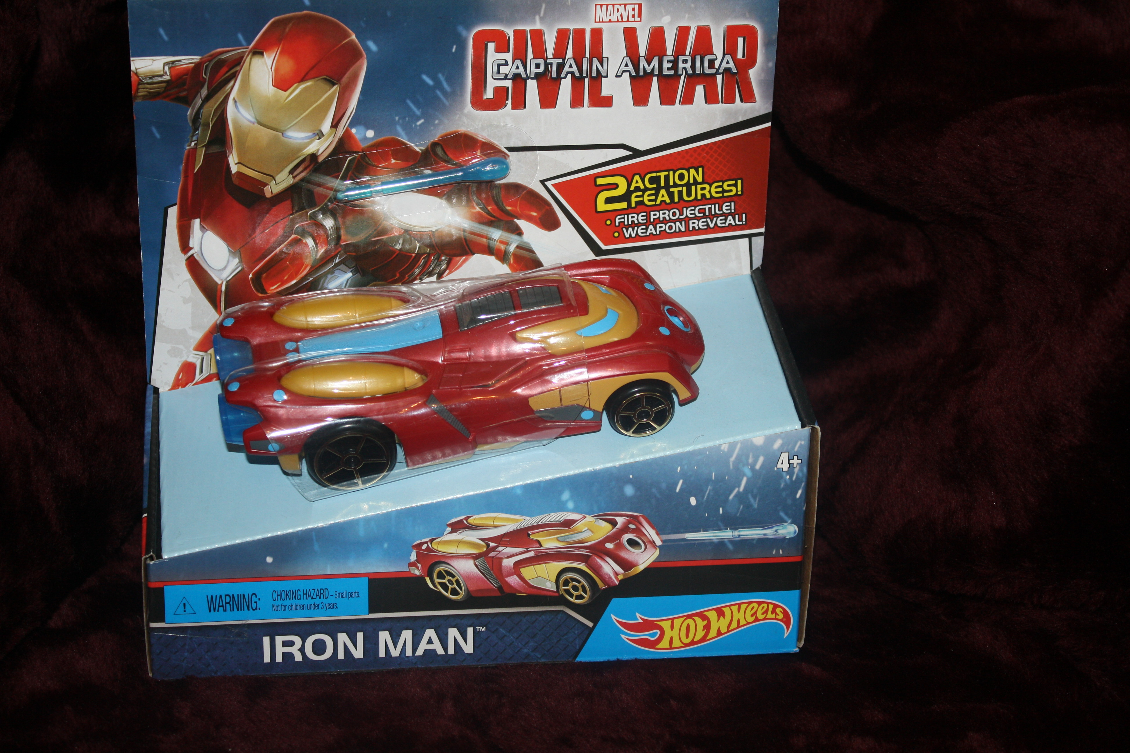 82. Iron man