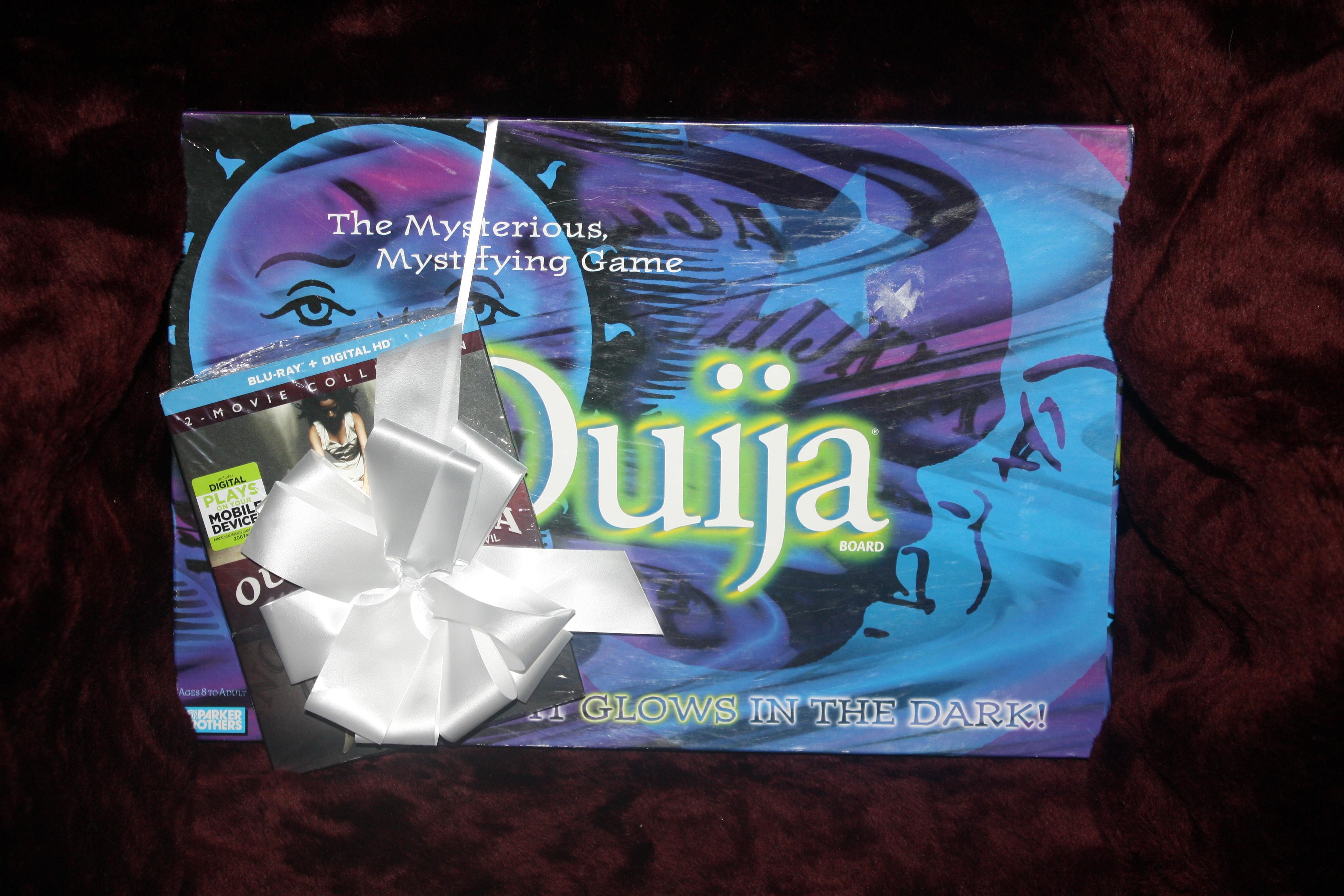 87. Ouija board