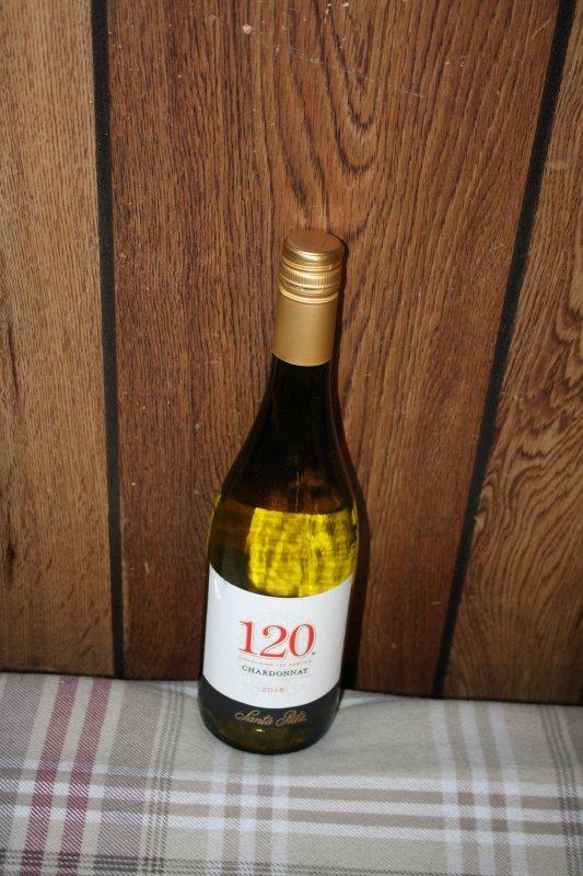 10. Chardonnay wine