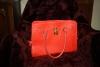 2. Red handbag