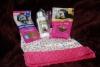 19. Pink sleep sacks w/treats