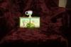 52. Easter candy jar w/mugs