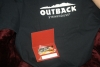 101. Outback t-shirt xl w/gc