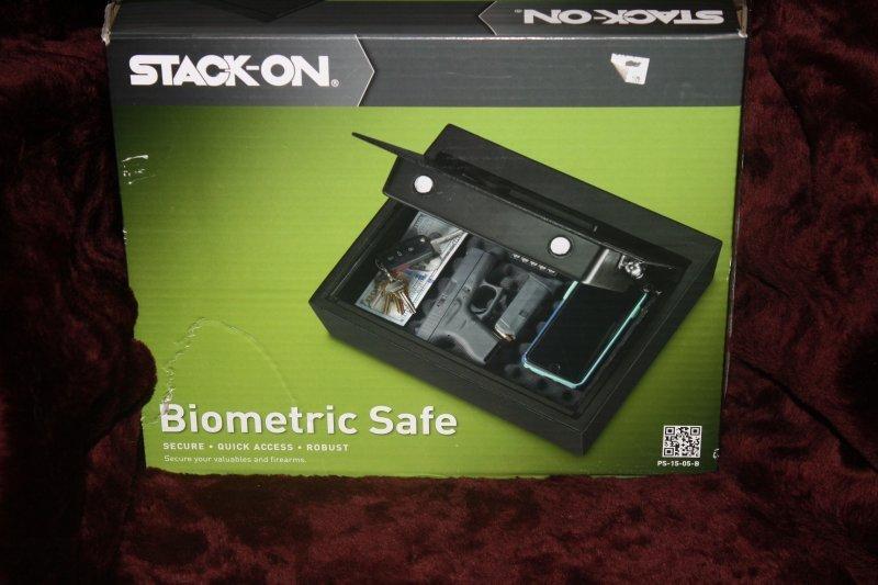 204. Biometric Safe