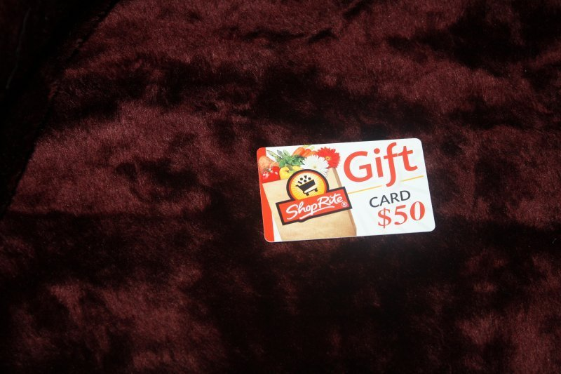 215. Kenny Family Foundation $50 gc shoprite